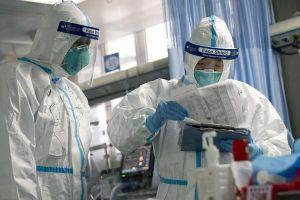 Trung Quốc đối phó với đại dịch trong trật tự