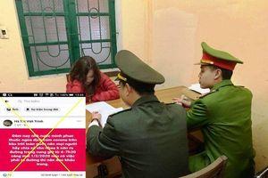 Thanh Hóa: Xử lý 21 trường hợp đăng tải thông tin sai về dịch Corona