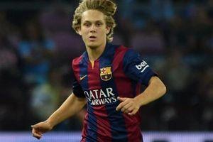 Cựu tiền vệ Barca gây thất vọng ở SC Heerenveen
