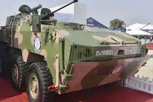 Ấn Độ giới thiệu xe chiến đấu bộ binh nội địa