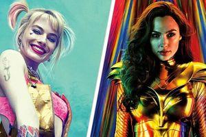 Dàn diễn viên 'Birds Of Prey' rất muốn hợp tác với Wonder Woman!