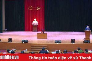 TP Thanh Hóa triển khai Đề án Công an xã chính quy trên địa bàn