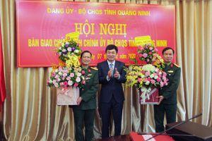 Bổ nhiệm Đại tá Nguyễn Quang Hiến giữ chức Chính ủy Bộ CHQS tỉnh