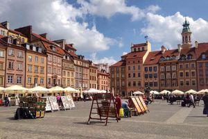Trải nghiệm du lịch Ba Lan