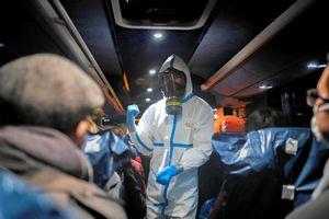 14 ngày cách ly của hành khách đi cùng chuyến bay với người nhiễm nCoV