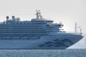 Du thuyền Nhật có 61 người nhiễm virus corona từng cập bến Quảng Ninh, Huế và nơi nào khác?