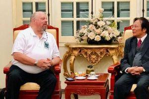 Cầu nối thúc đẩy quan hệ Việt - Mỹ