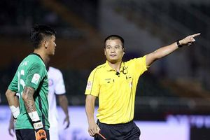 Nghệ An có 5 trọng tài chuyên nghiệp đủ tiêu chuẩn bắt V.League và hạng Nhất