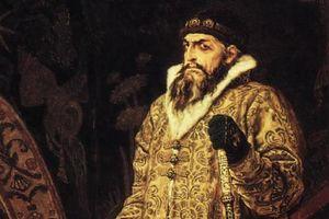 Sa hoàng Nga giỏi trị nước... nhưng rất hung bạo