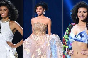 Đối thủ Hoàng Thùy thắng giải Hoa hậu đẹp nhất thế giới nóng bỏng cỡ nào?