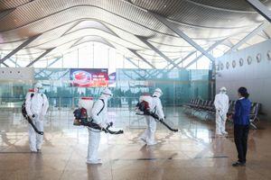 Cảng Hàng không Quốc tế Cam Ranh tích cực phòng chống dịch viêm đường hô hấp nCoV