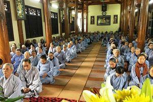 Thái Bình : Tạm hoãn các khóa tu tại chùa Từ Xuyên