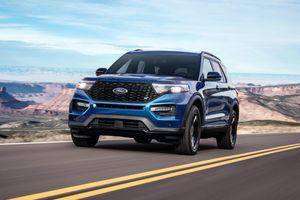 Ford ra mắt gói thể thao cho Explorer 2021
