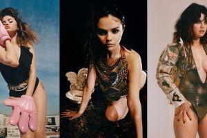 Selena Gomez 'lột xác' ngoạn mục trong bộ hình thời trang táo bạo