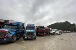 Lùi ngày thông quan hàng hóa tại cửa khẩu Tân Thanh, Lạng Sơn