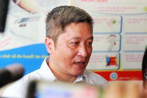 Thứ trưởng Bộ Y tế: Virus corona lây qua khí dung, không phải bụi khí