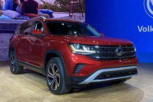Volkswagen Atlas 2021 có đủ sức đe dọa Hyundai SantaFe?
