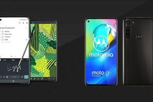 Moto G8 Power và G Stylus ra mắt: Snapdragon 665, pin 5000mAh, giá từ 249 USD