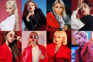 11 nữ rapper tài năng, xinh đẹp của các nhóm nhạc nữ khuấy đảo K-Pop