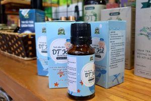 Tinh dầu tràm - sả chanh khử khuẩn
