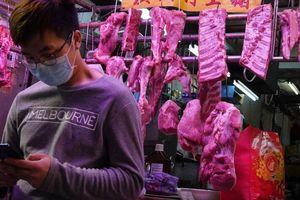 Giá thịt lợn Trung Quốc tăng 116% giữa lúc dịch virus corona lan rộng
