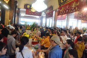 TP Châu Đốc vẫn thu hút du khách trong mùa dịch