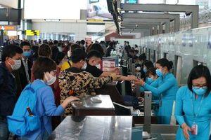 Miễn phí đổi ngày bay, hành trình cho học sinh, sinh viên bị ảnh hưởng bởi dịch nCoV