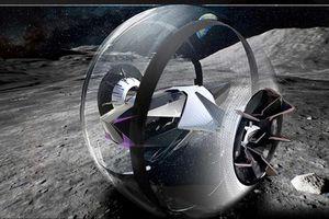NASA dự tính chế tạo xe ôtô lăn bánh thám hiểm Mặt trăng