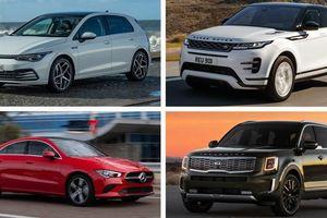 Giải thưởng Ôtô của Năm 2020 sẽ gọi tên mẫu xe nào?
