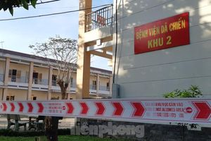 Cận cảnh Bệnh viện dã chiến TPHCM đi vào hoạt động