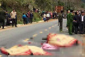 Va chạm xe khách, 3 người trong gia đình tử vong