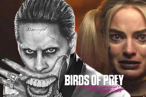 Tại sao Jared Leto không vào vai Joker trong Birds Of Prey!
