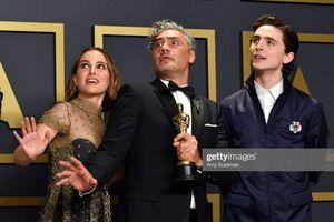 Những khoảnh khắc thú vị đáng nhớ tại lễ trao giải Oscar 2020