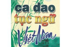 Một số câu tục ngữ, ca dao Việt Nam bắt đầu bằng chữ B