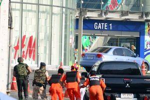 Con số thương vong trong vụ xả súng tại Thái Lan tiếp tục tăng