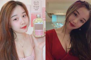 Bạn gái Văn Toàn bị tố cùng lúc quảng cáo nhiều loại kẹo tăng vòng 1