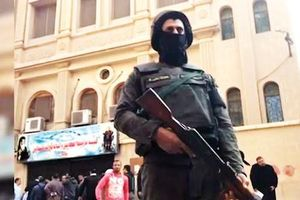 Ai Cập sửa luật chống khủng bố