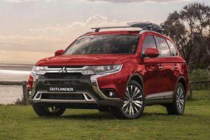 Chưa ra mắt Outlander 2020, Mitsubishi Việt Nam đã giảm 55 triệu