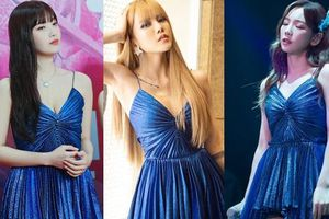 'Bạn gái tin đồn' của Sơn Tùng M-TP đụng váy hàng hiệu với loạt mỹ nhân xứ Hàn