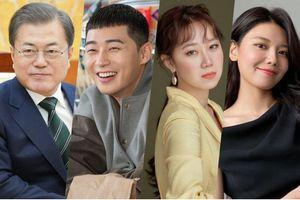 Tổng thống Hàn Quốc 'đăng đàn' chúc mừng 'Parasite' thắng Oscar 2020