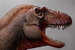 Phát hiện họ hàng chưa từng biết đến của khủng long bạo chúa
