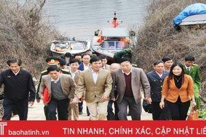 Vũ Quang mong muốn cán bộ lão thành 'hiến kế' để phát triển kinh tế - xã hội