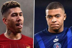 Đổi Firmino lấy Mbappe, Liverpool sẽ còn đáng sợ tới nhường nào?
