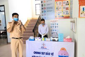 PC Lâm Đồng: Đồng hành cùng khách hàng phòng chống lây nhiễm virus Corona