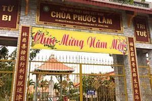 Ngôi chùa lưu giữ nhiều bảo vật Phật giáo