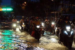 Dự báo triều cường tại thành phố Hồ Chí Minh sẽ gây ngập nhẹ