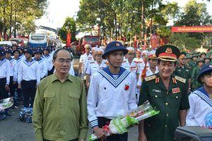 Các địa phương tổ chức ngày hội tòng quân