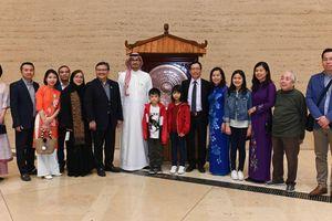Đậm nét văn hóa Việt Nam tại Saudi Arabia