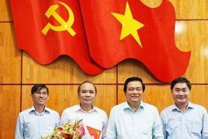 Ông Phùng Tấn Tú giữ chức vụ Phó Tổng biên tập Báo Long An