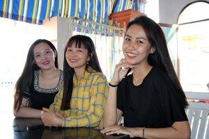 3 cô gái 9X gác bằng đại học, tình nguyện nhập ngũ
